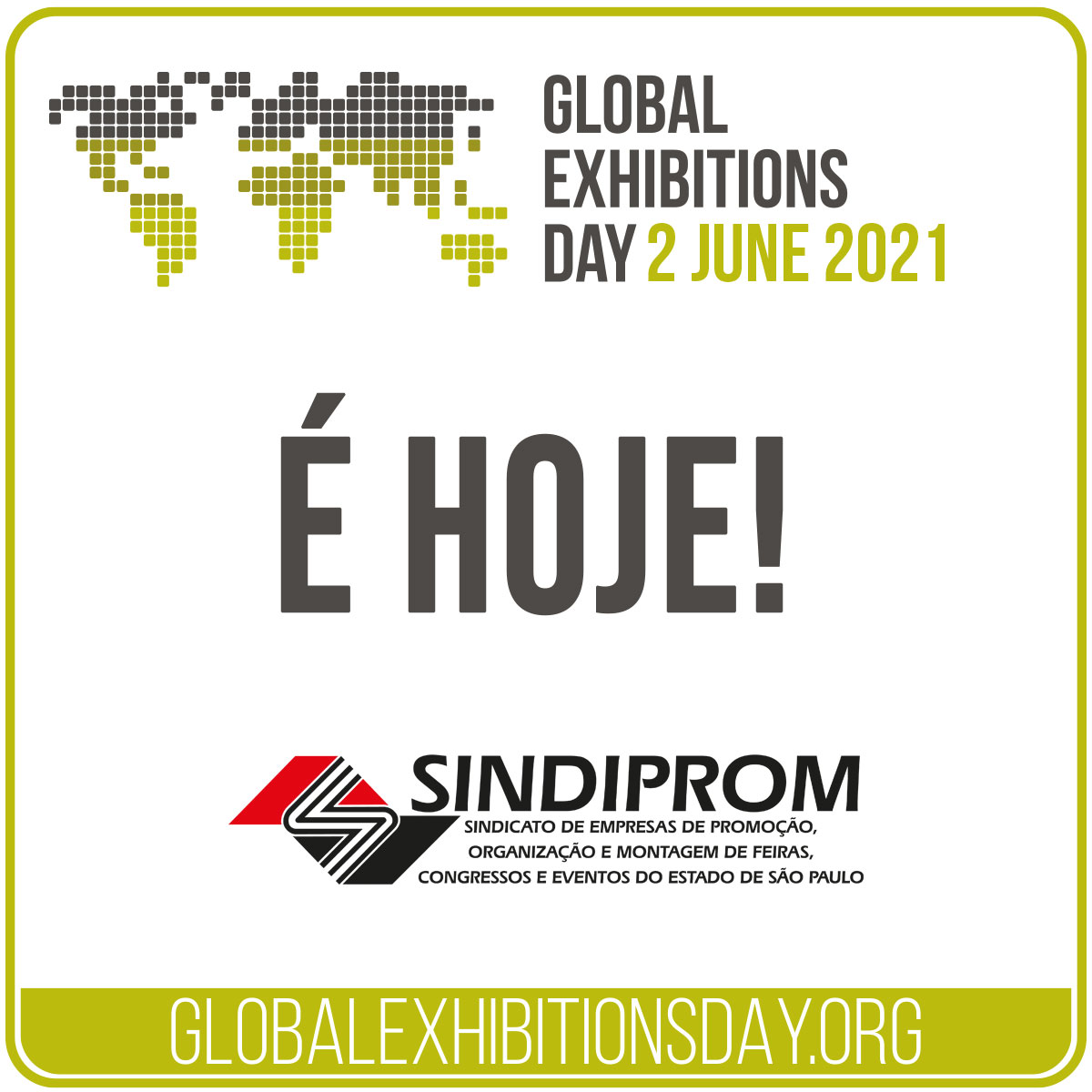 GLOBAL EXHIBITIONS DAY  - GED 2021